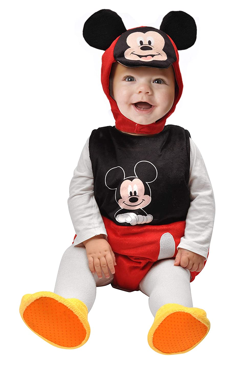 Ciao Baby Mickey traje pelele fagottino Disney, 6 - 12 meses ...