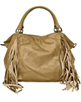 Liebeskind Berlin Amanda Fringe Leather Bag