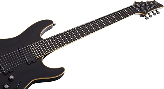 Schecter 392 Blackjack Atx C-7 ABSN Guitarra eléctrica ...