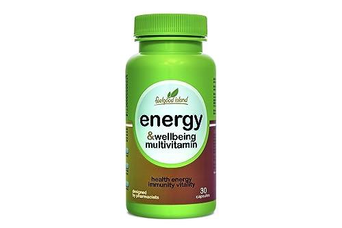 Energy & Wellbeing Multivitamin 30 Capsules
