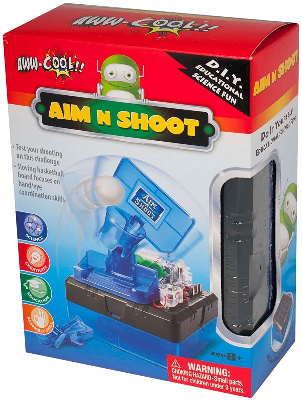 Aww Do It Yourself教育科学おもちゃ ブルー AW-SCI-ANS  Aim-n-shoot B00WI03F66