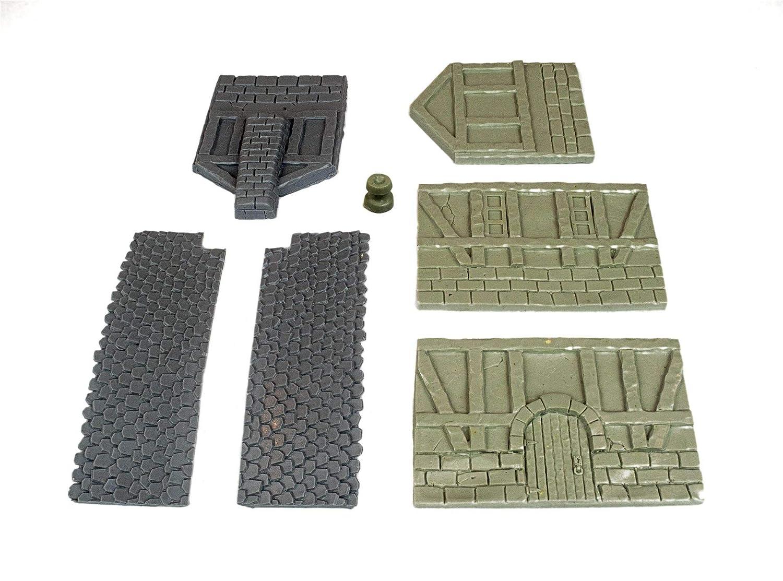 Tabletop & Miniature Gaming 28mm Fantasy Wargaming Terrain Model