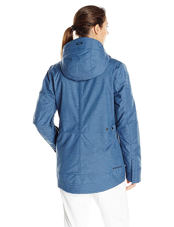Amazon.com: Oakley Showcase bzi chamarra de la mujer: Clothing