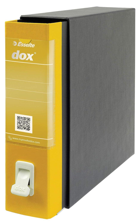 Esselte D26214 Dox 2 Registratore a Leva Verde Formato A4+