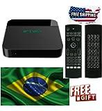 2019 Newest Official Htv Box Brazilian IPTV6 Plus + Based on HTV6+, IPTV5 HTV5 HTV 5 Updated,ao vivo Brasil tv,Filmes Brazilian Channels, Movies, TV,Brazil IPTV, Better Than A2,A1 and Iptvkings Canal
