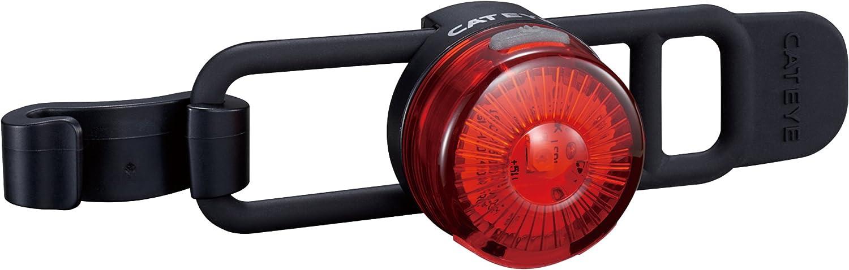 Luz para Bici: Trasera Cateye Loop 2 None (Default, Negro): Amazon.es: Deportes y aire libre