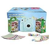 Fuji FujiFilm Instax Mini 9 Bundle Pack Instant Mini 9 (Assorted Colour)