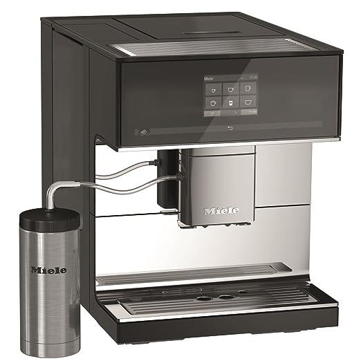 Miele CM 7500 Nr cafetera espresso automática negro ...