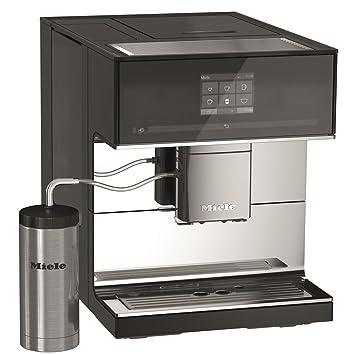 Miele CM 7500 Nr cafetera espresso automática negro Obsidiana 44,5 x 31,1 x 39,37 cm): Amazon.es: Hogar