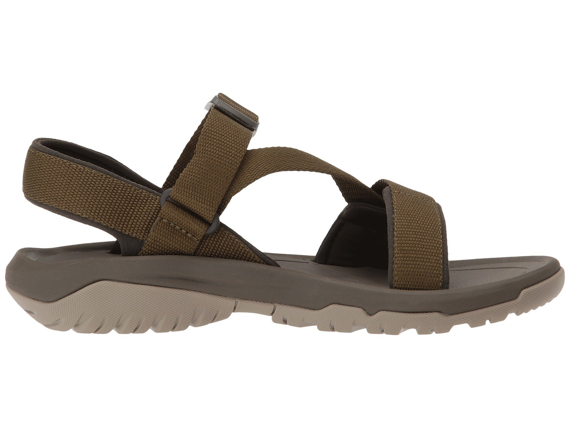 Teva Hurricane XLT 2 Cross Strap Sandal Men's Hiking 9 Dark Olive