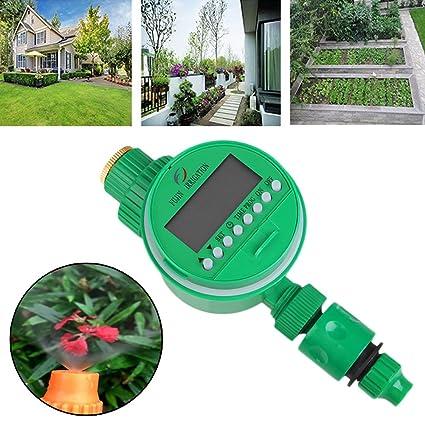 Springdoit Automatische Bewässerung Timer Timing Bewässerungsanlage