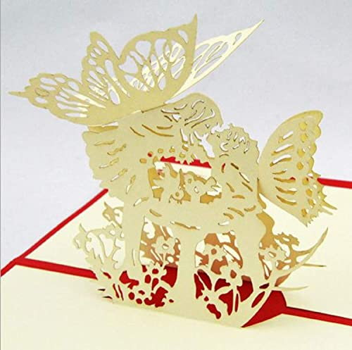 BC Worldwide Ltd Tarjeta popup emergente hecha a mano 3D ...