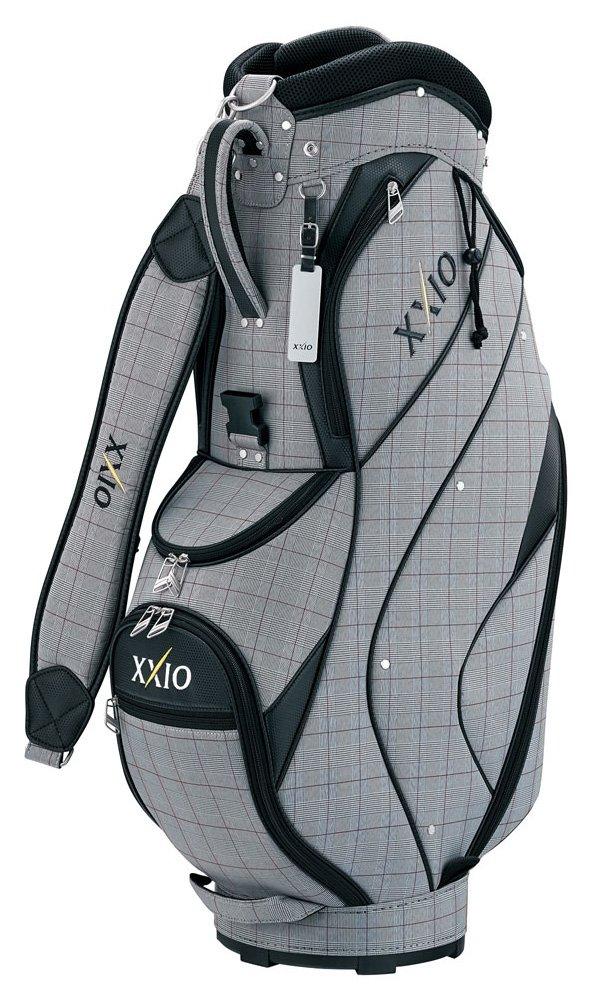 DUNLOP(ダンロップ) キャディーバッグ XXIO キャディバッグ 軽量モデル メンズ GGC-X093 グレンチェック   B079P6FLBL