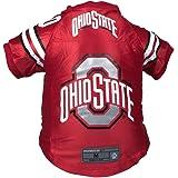 Ohio State Buckeyes Pet Premium Jersey - Medium