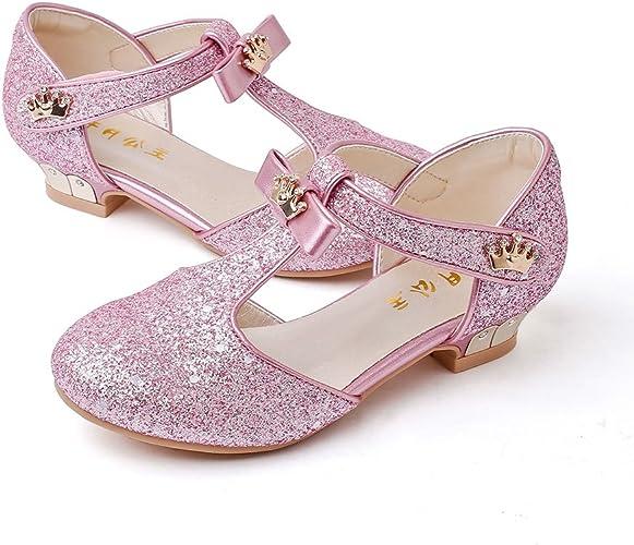 Childrens Girls Sparkly Glitter