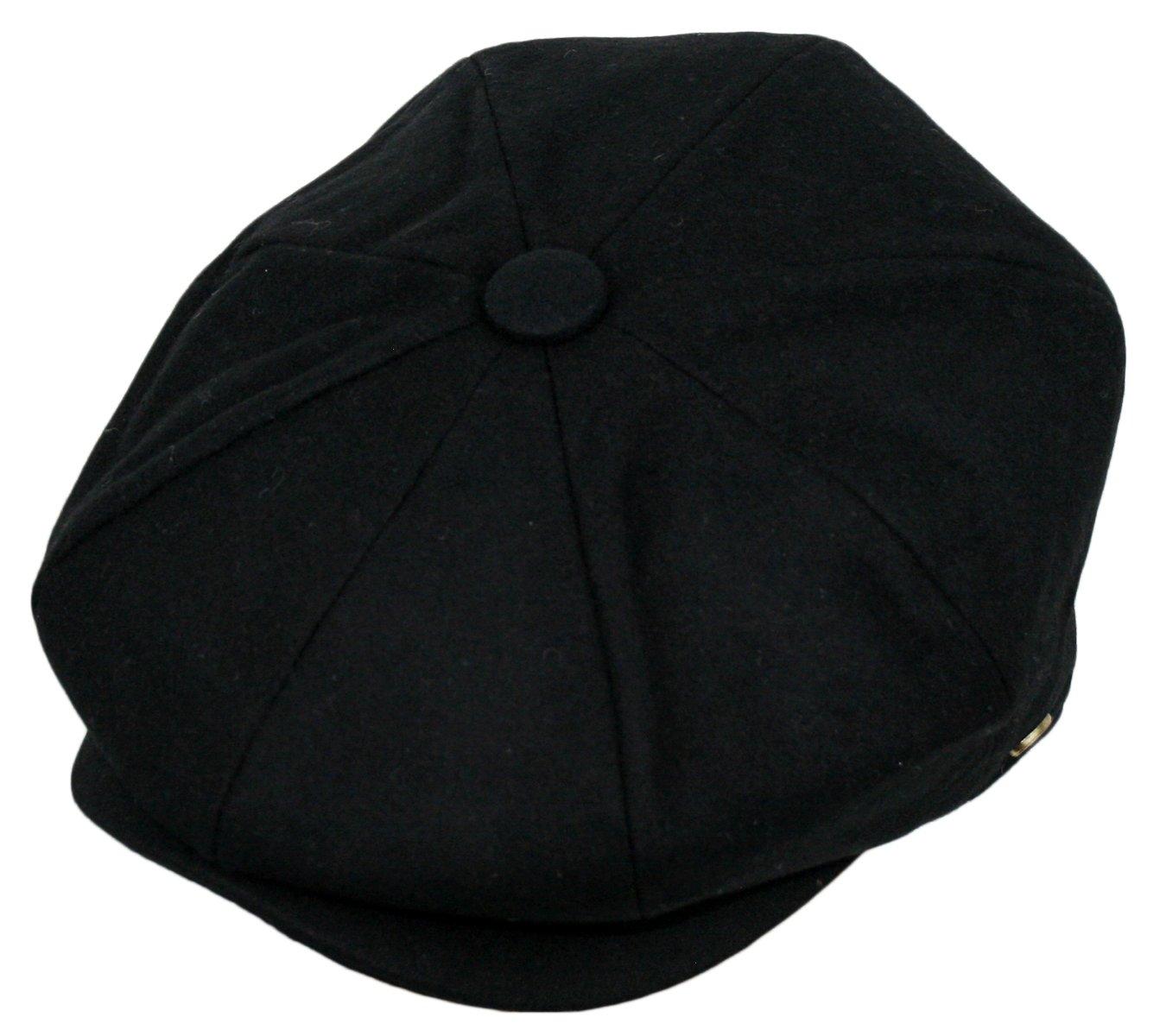 Epoch HAT メンズ B0178FIWWC Medium ブラック ブラック Medium
