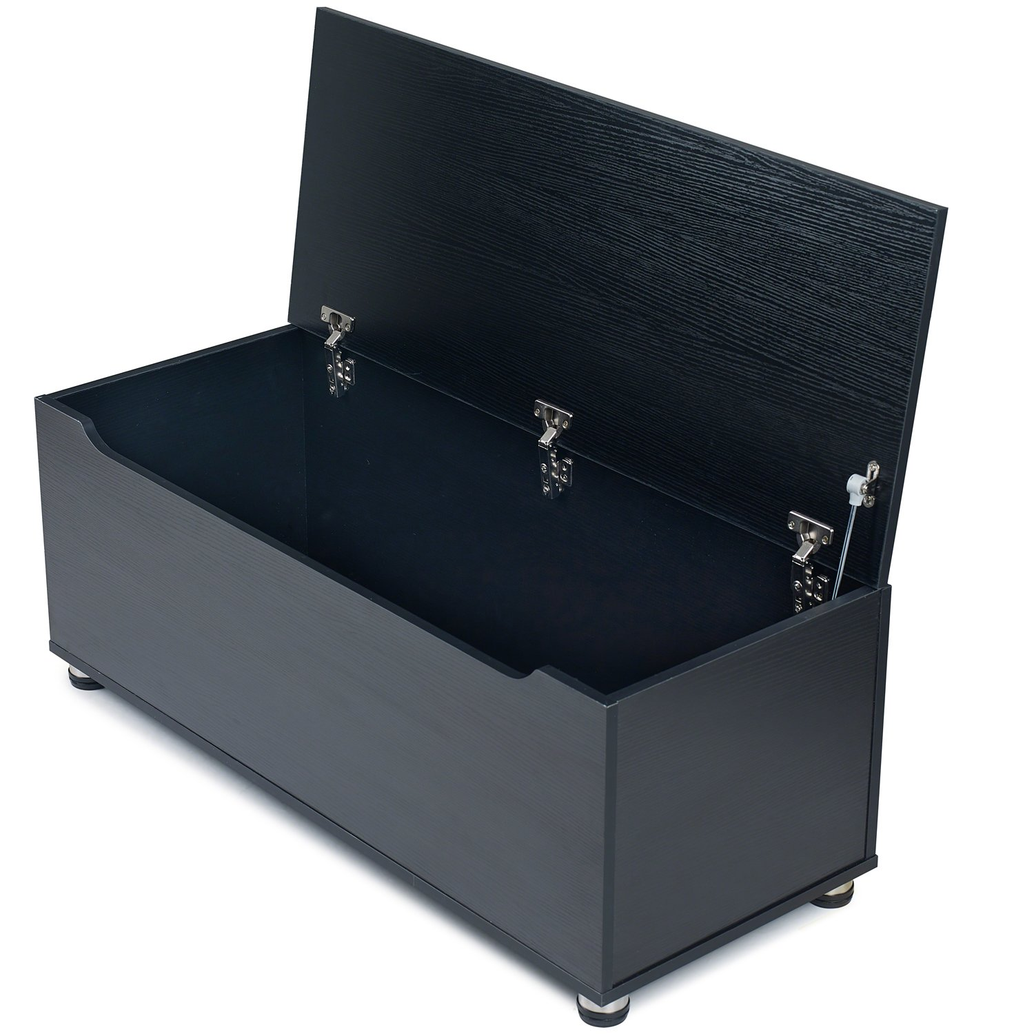Laura James Storage toy chest box - large - Unique Gas Lift Hinge(Black) AGTC Ltd