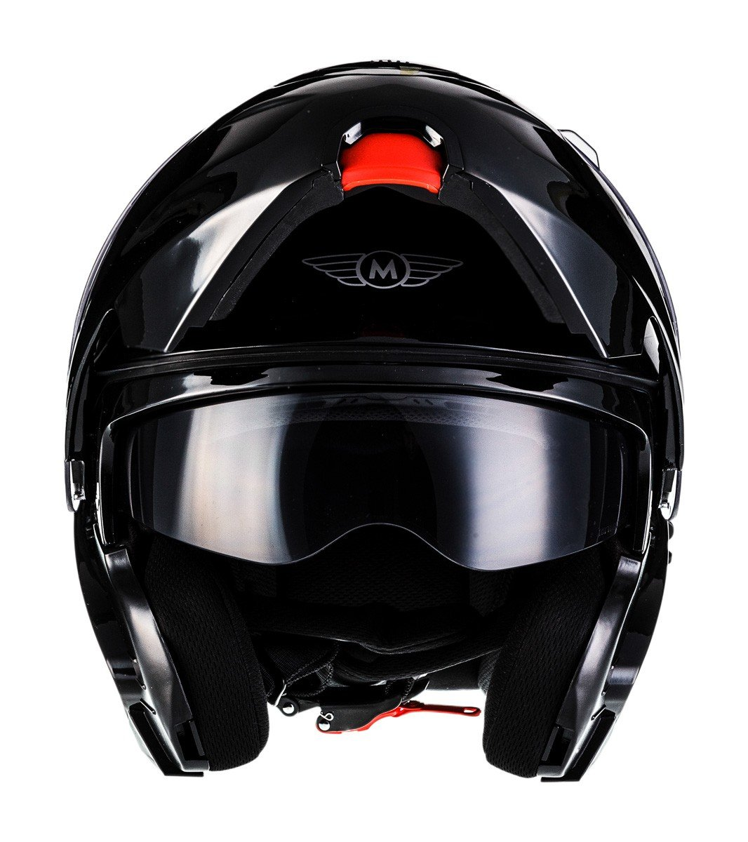 MOTO F19 Matt White /· Scooter Urbano Sport Moto Modular-Helmet Integrale Casco da motocicletta modulare Urban Flip-Up Cruiser /· ECE certificado /· dos viseras incluidas /· incluyendo bolsa de casco /· Blanco /· M 57-5