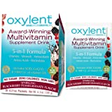 Oxylent, Sparkling Blackberry Pomegranate, 0.22 oz Packets, 30-count