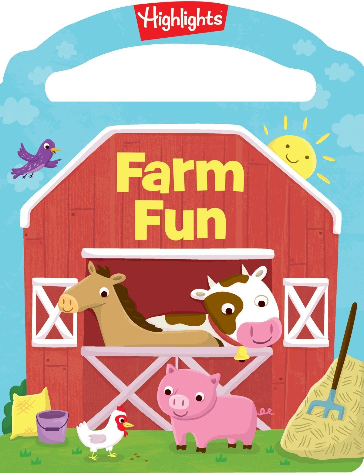 Farm Fun (Highlights™ Carry-and-Play Board Books) PDF