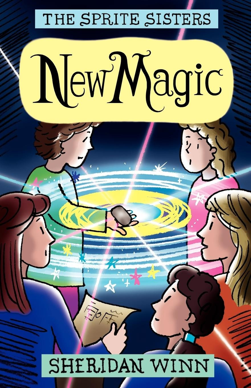 The Sprite Sisters: New Magic (Vol 5) pdf