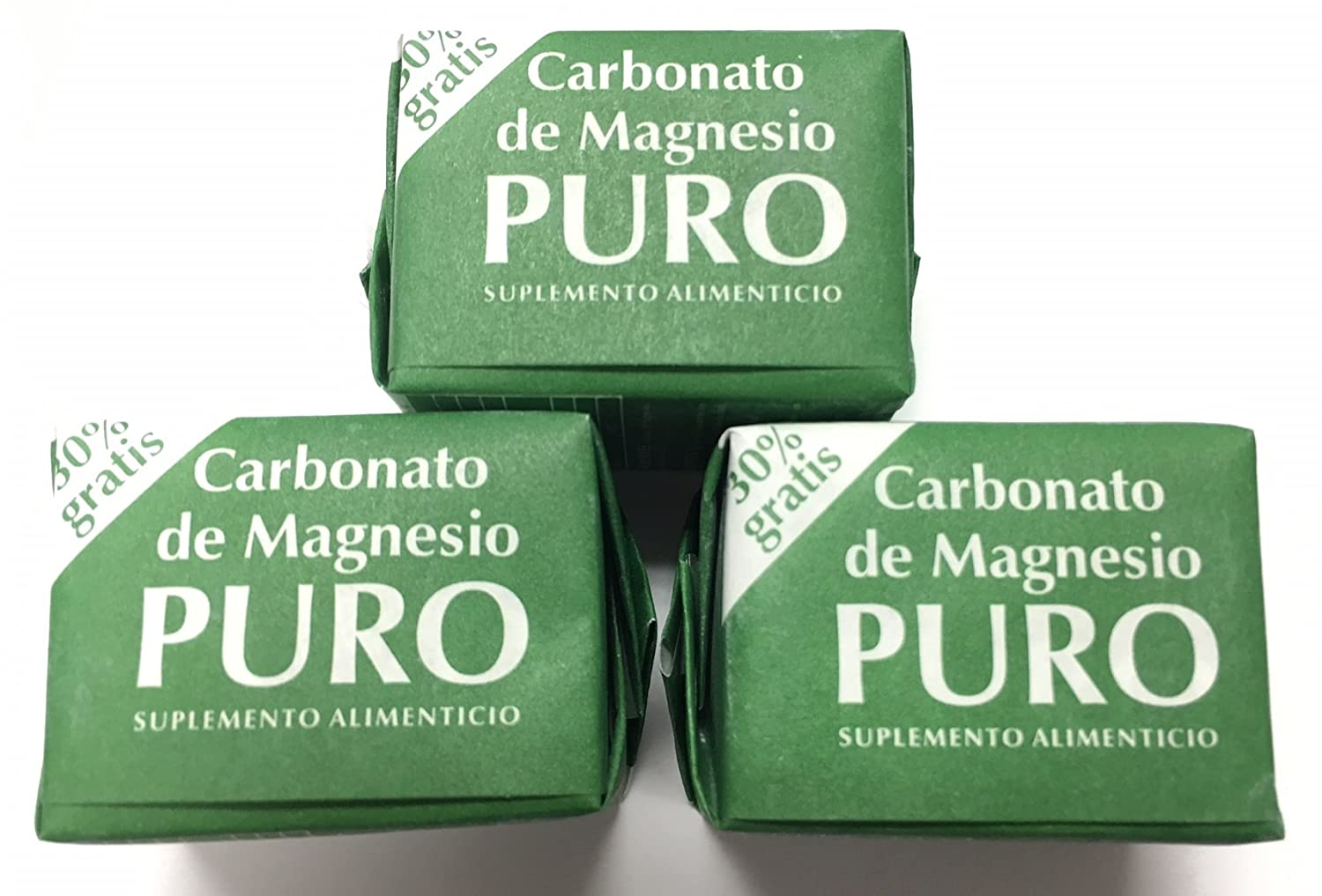Amazon.com: Magnesium Carbonate 7grs - Carbonato de Magnesio Puro (Pack of 2): Health & Personal Care