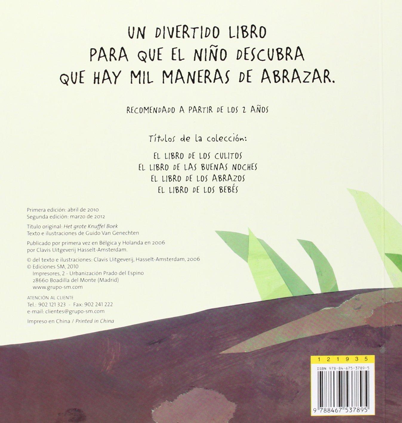 El libro de los abrazos (Libros de cartón): Amazon.es: Guido van Genechten:  Libros