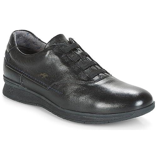Fluchos Tauro Elasticos F9819 HOMBRE-NEGRO: Amazon.es: Zapatos y complementos