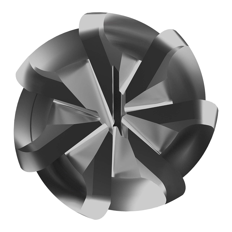 0.015-0.020 Radius CGC Tools GMHT716R7 Gorilla Baboon GMS2 Coated Ultra-High Performance End Mill 1 LOC 7 Flute Radius End 2-1//2 OAL 7//16 Diameter