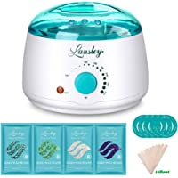 Amazon best sellers best hair waxing kits lansley wax warmer hair removal home waxing kit electric pot heater for rapid waxing of all solutioingenieria Image collections