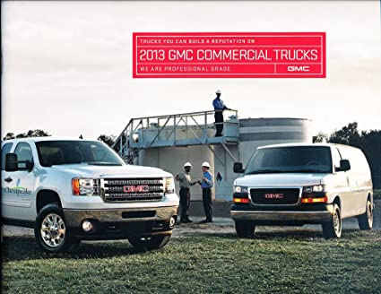 Commercial Truck Sales >> Auto Parts And Vehicles 2013 Gmc Truck Van 42 Page Car Sales