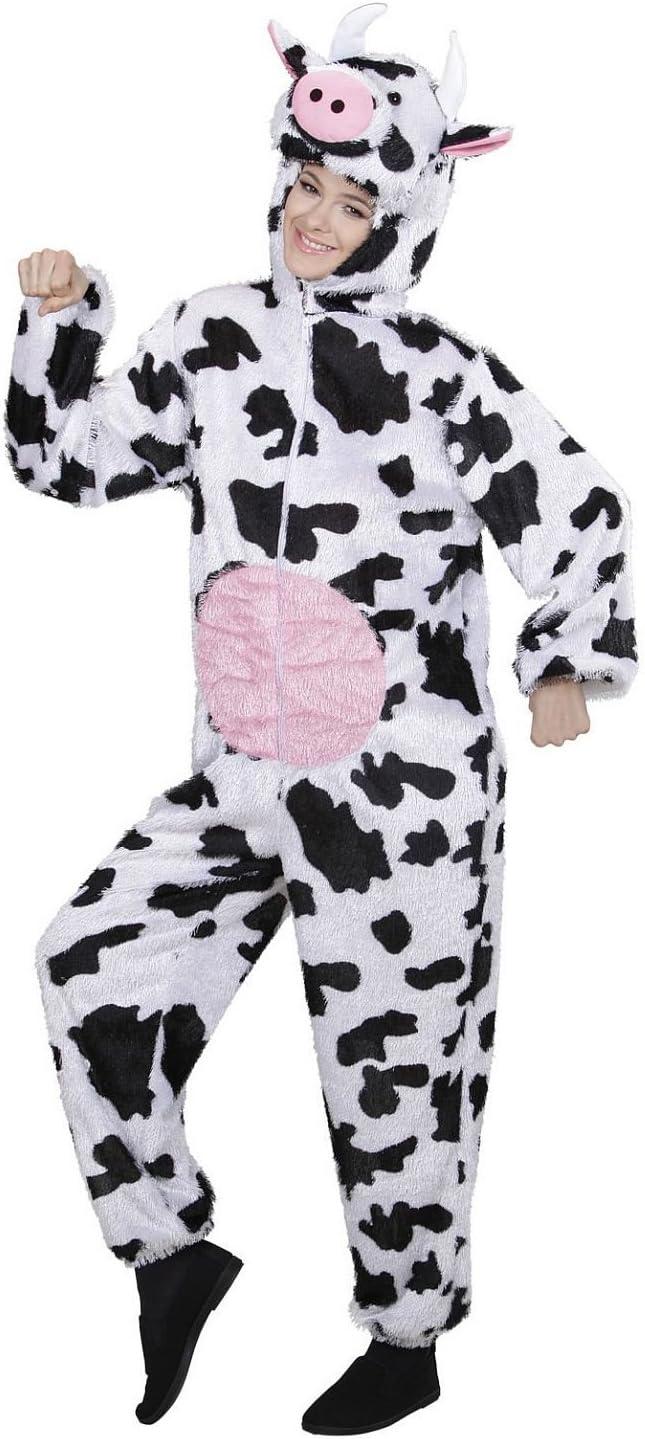 WIDMANN Widman - Disfraz de vaca para mujer, talla M (9931 A ...