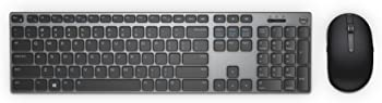Dell KM717 Wireless RF Optical Mouse & Keyboard Combo