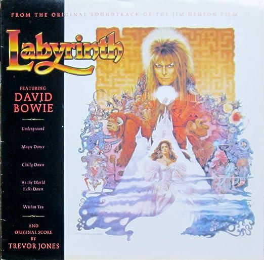 Labyrinth (soundtrack, 1986, orig. score by Trevor Jones) / Vinyl record [Vinyl-LP]
