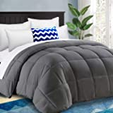 HARNY All Season Queen Size Comforter Soft Quilted Down Alternative Comforter Duvet Insert with Corner Tabs,Summer Cooling,Ma