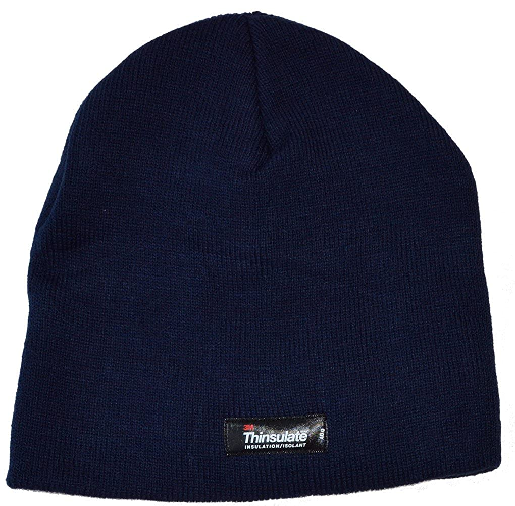 laylawson Childrens 3m Thinsulate Lined 40g Thermal Winter Ski Beanie Hat