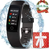 MorePro Waterproof Fitness Tracker, Activity Tracker Color Screen, Xmas Sport Watch...