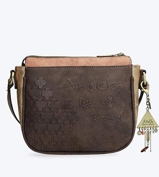 Anekke Bandolera arabescos para paseo: Amazon.es: Zapatos y ...