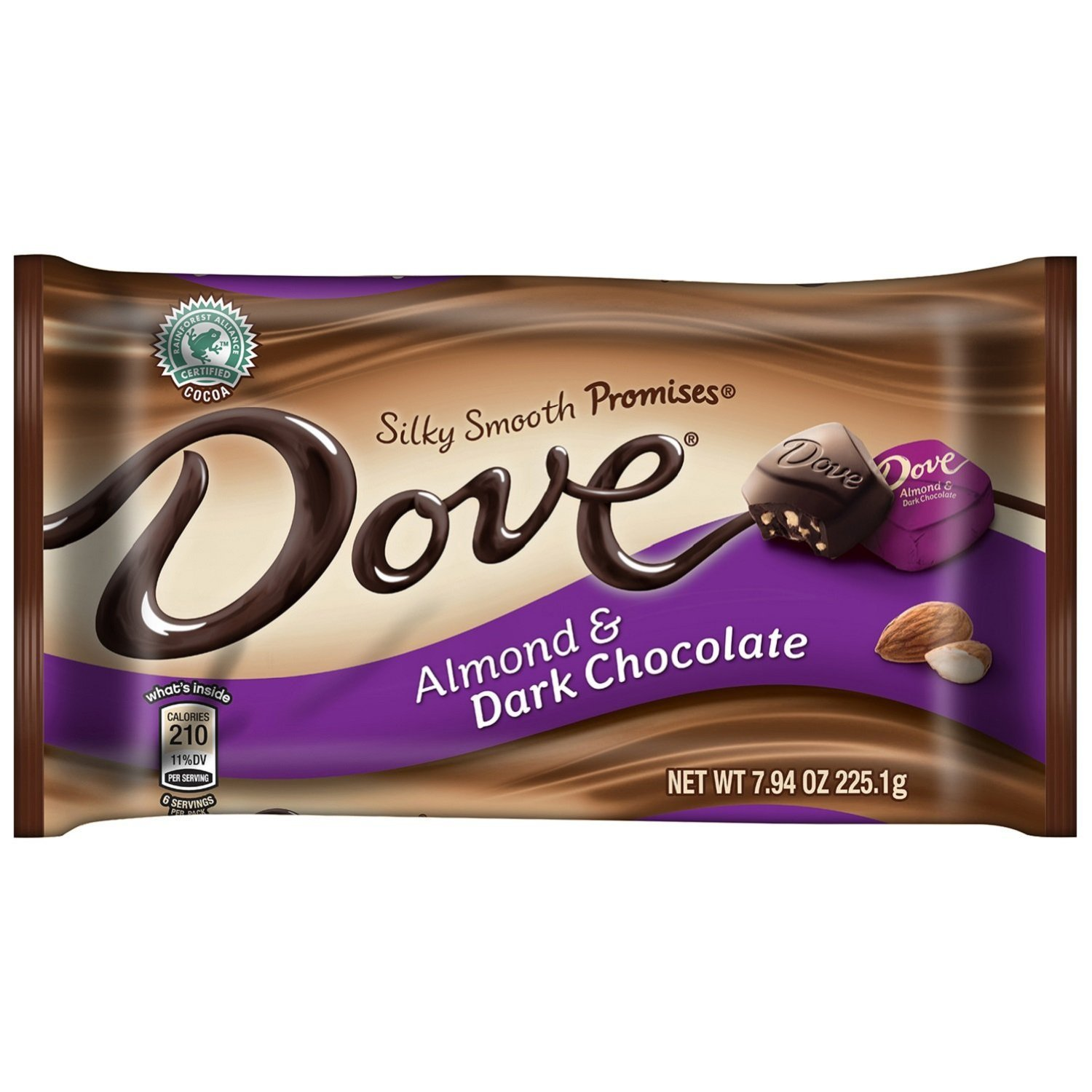 Dove Silky Smooth Milk Chocolate Gluten Free