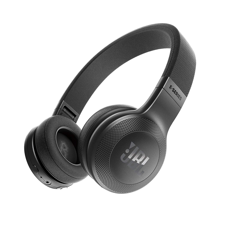 cd860a358fe JBL E45BT On-Ear Wireless Headphones, Black: Amazon.ca: Electronics