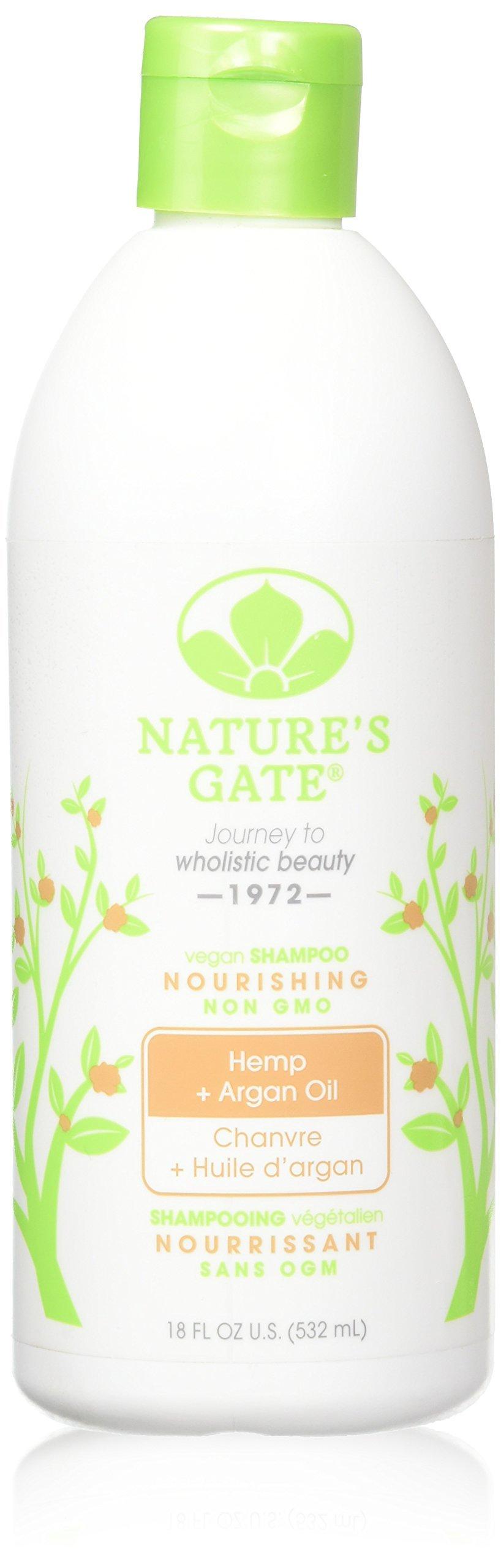 Nature S Gate Hemp And Argan Oil Conditioner