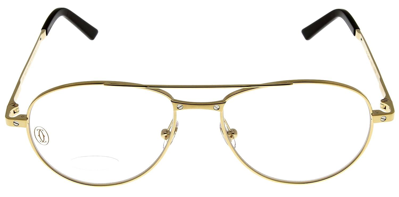 Amazon.com: Cartier Prescription Lentes Marco Titanio ...