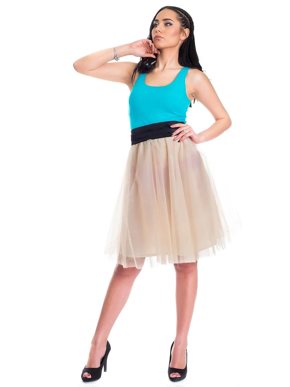 Schulterfreier Stretch-Overall mit Rundhals Bodysuit f/ür Frauen Stringbody mit Breiten Tr/ägern in verschiedenen Farben mit Verschluss im Schritt Evoni Damen Stringbody