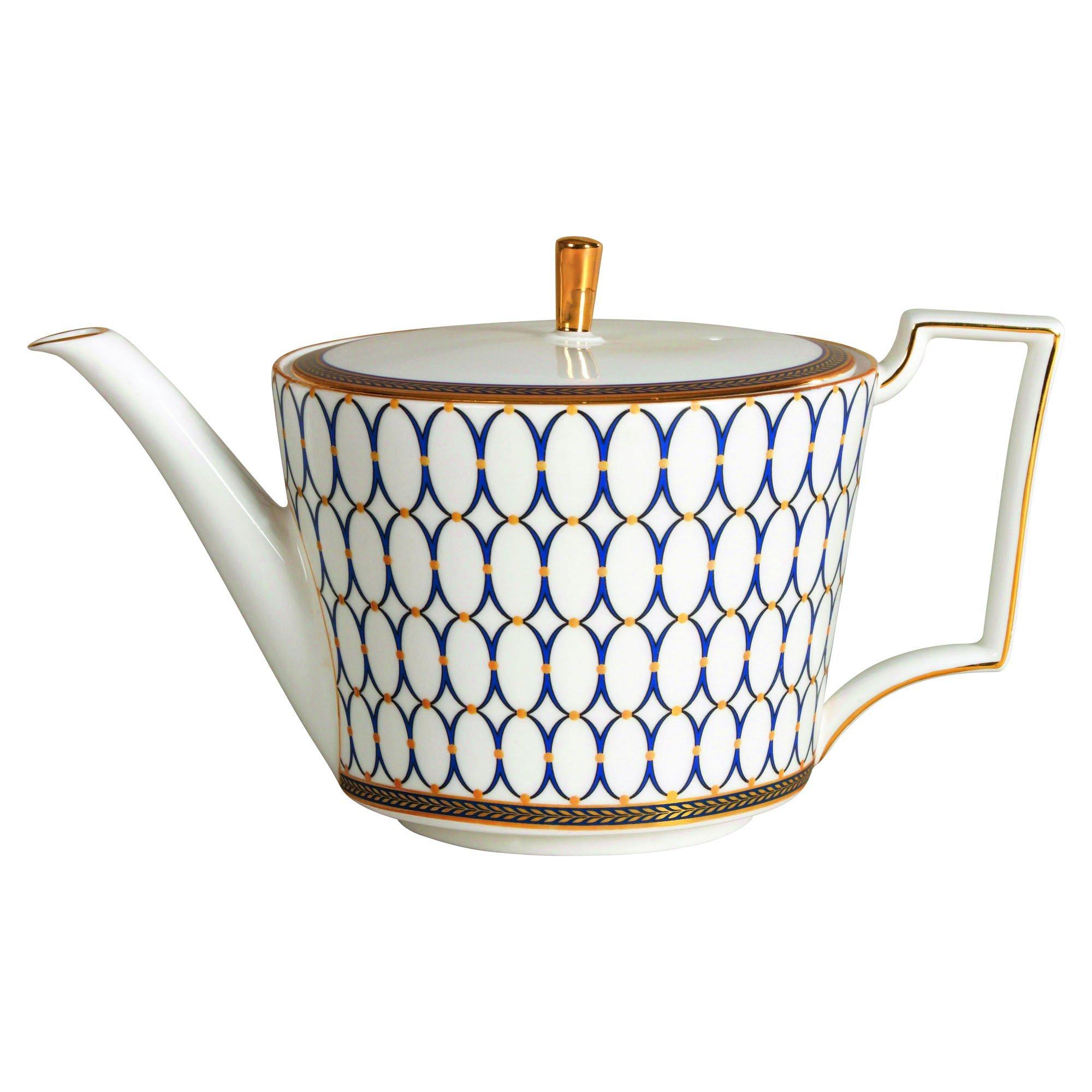 Renaissance Gold Teapot 2.1 Pt