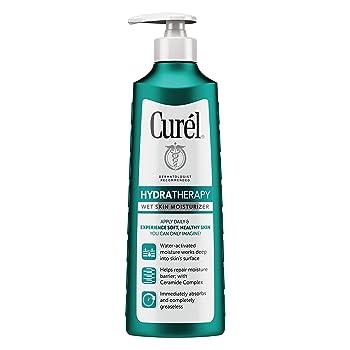 Curel Skincare Hydra Therapy Wet Skin Moisturizer