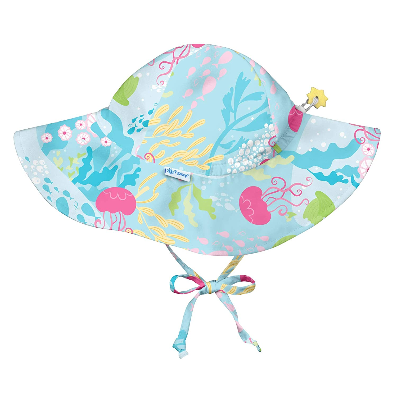 c6d250aeb9c Amazon.com  i play. Brim Sun Protection Hat