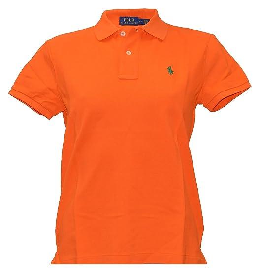 Ralph Lauren Women s Classic Fit Mesh Polo Shirt (X-Small 9fcb6d12b5