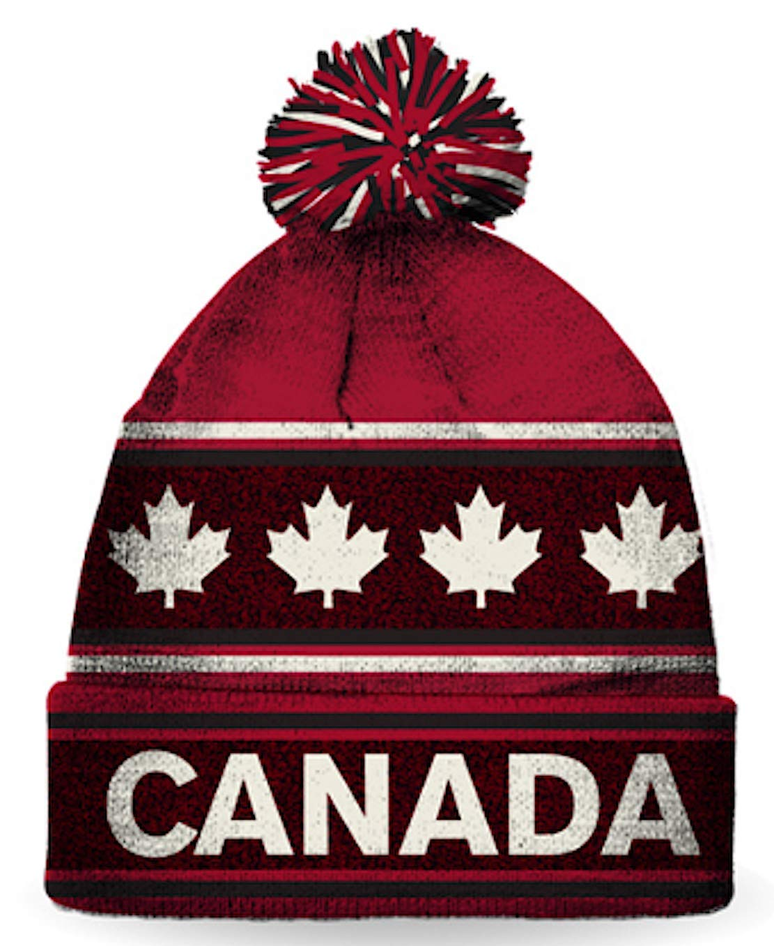 Canada Maple Leaf Adult Winter Hat Gertex
