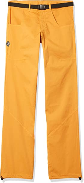 Charko diseños Hombres de Negro Canyon Pantalones de Escalada en Roca