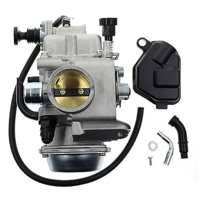 Carbhub TRX300 Carburetor for Honda 300 TRX300 Fourtrax 1988-2000 Carb: Automotive